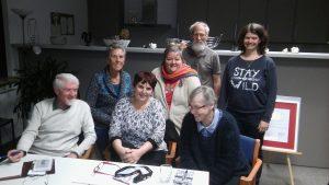 Sitzung des Fördervereins Oktober 2017